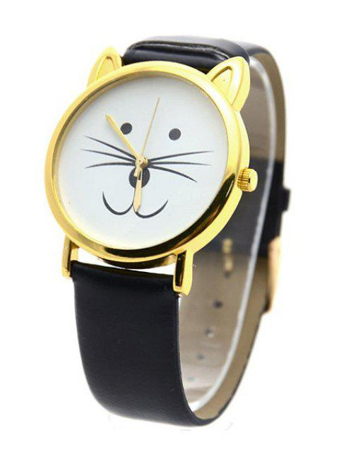 outfits Kitten Shape Watch -   Mobile