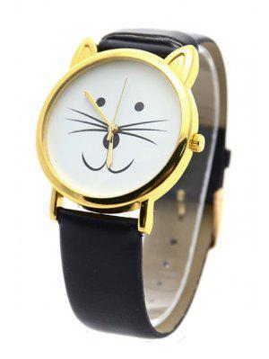 Kitten Shape Watch