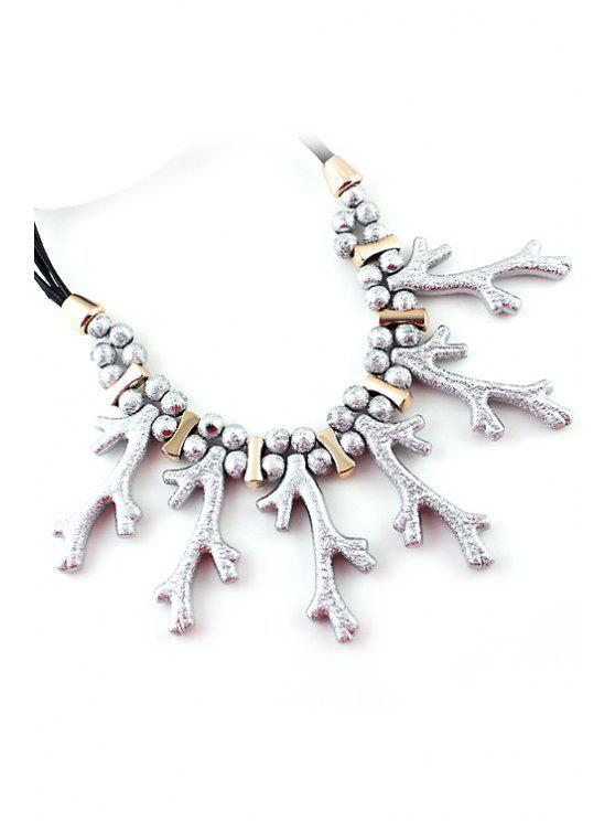 shops Special Pendant Necklace - SILVER