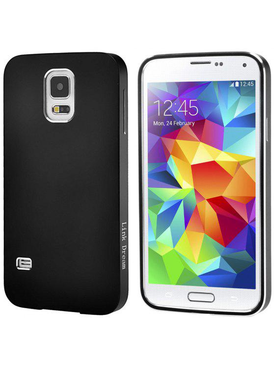 Link Dream Stylish Aluminium Alloy Back Cover Case of Hollow Back Design  for Samsung Galaxy S5 i9600 SM-G900