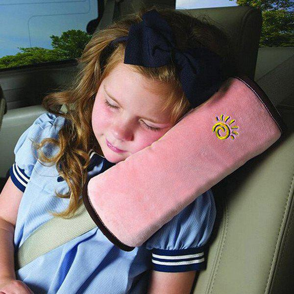 Safety Seat Belt Shoulder Pillow Baby Protection for Car Use 114385801
