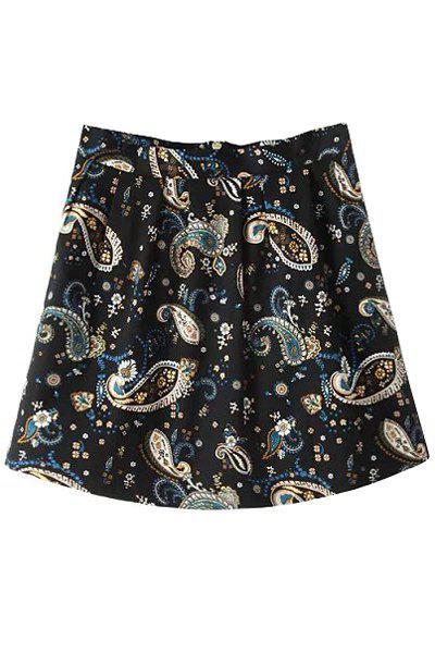 Full Floral A Line Skirt 119739501