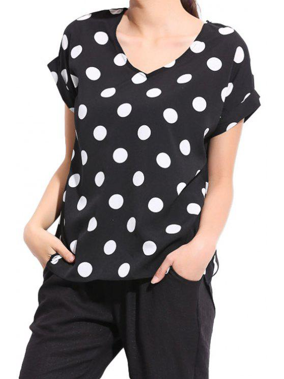 Find polka dot short sleeve shirt at ShopStyle. Shop the latest collection of polka dot short sleeve shirt from the most popular stores - all in one.