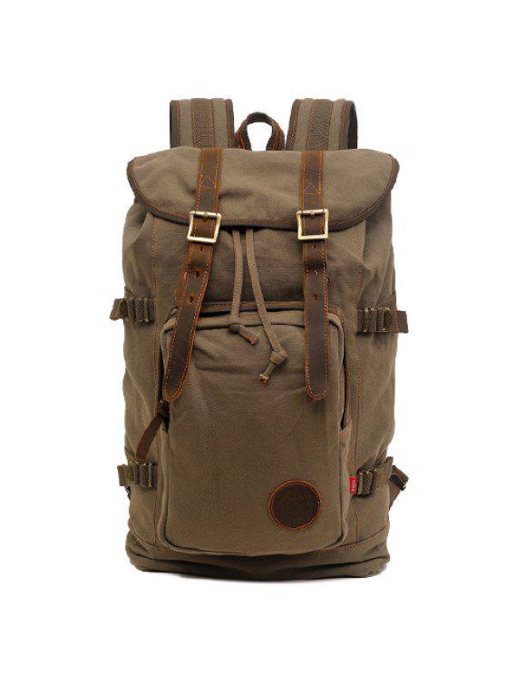 حقيبة الظهر عصري للرجال - الجيش الأخضر