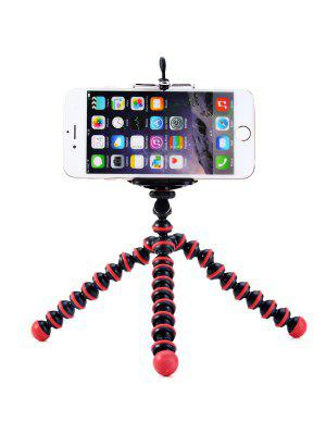 Flexible Mini Octopus Style Tripod Stand Holder for Mobile Phones