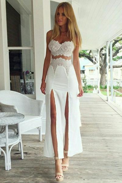 Slit Dress Leg Fashion 1 Sexy Slit Dresses
