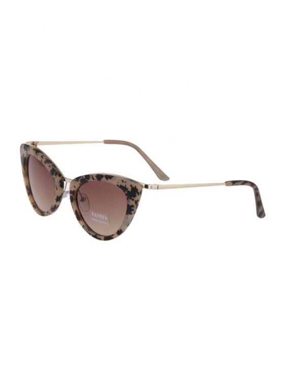 2f636c6841d 30% OFF  2019 Butterfly Wings Shape Dappled Frame Sunglasses In AS ...