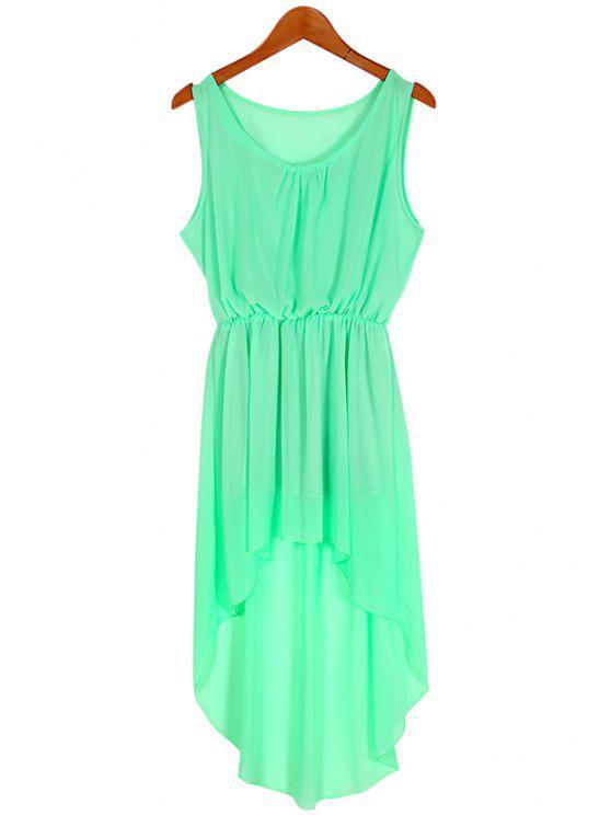 new Green High Low Sundress - GREEN S