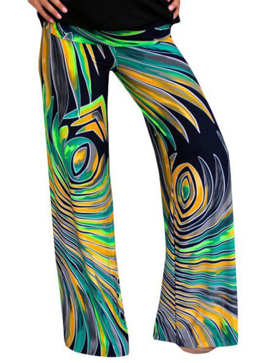 Pantalons Exumas larges - Noir XL