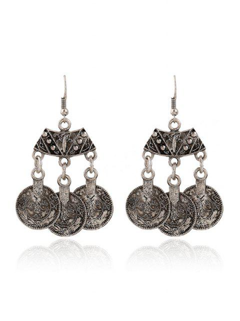best Coin Pendant Earrings -   Mobile