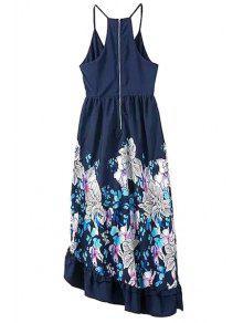 Polly Round Neck Color Block Decorative Lace Maxi Dress amazon melbourne costco