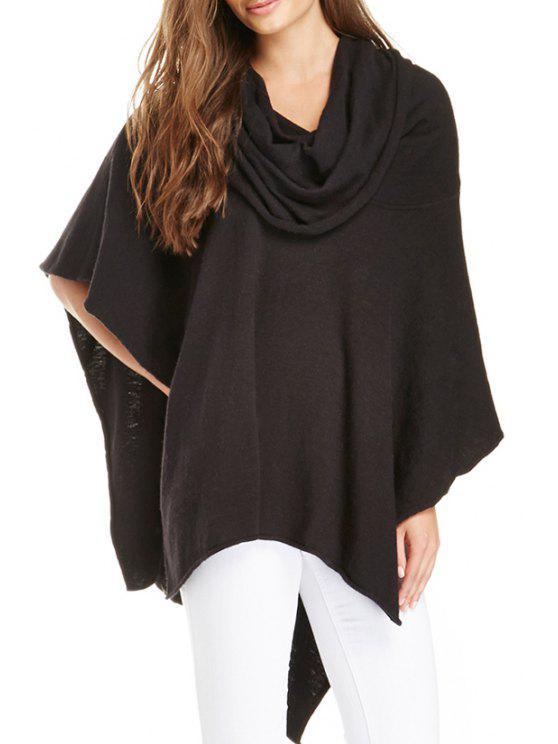 Trépied Collier tricoté - Noir M