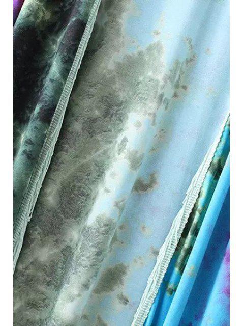 Kimine à manches 3/4 - bleu eau S Mobile