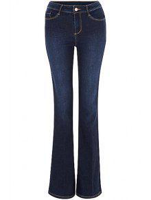 Jeans sbiaditi blu