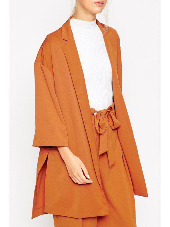 outfits Premium Kimono - CAMEL S