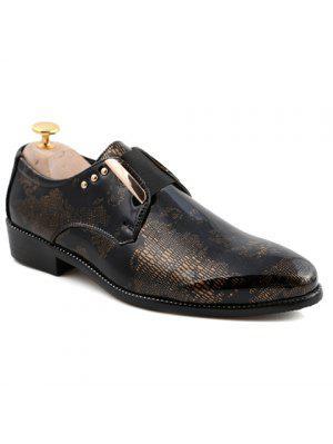 Chaussures habillées à la mode