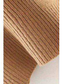 ... V Neck Solid Color Sweater. hot V Neck Solid Color Sweater - CAMEL ONE  SIZE(FIT ... 08be74ebc
