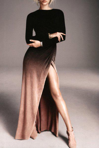 Slit Dress Leg Fashion 2 Sexy Slit Dresses