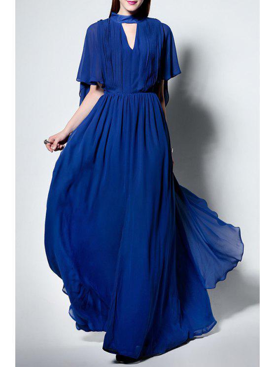 98c84dbe14a46 Butterfly Sleeves Empire Waist Floral Kaftan Dress, Summer Dress, Long Maxi,  loungewear,