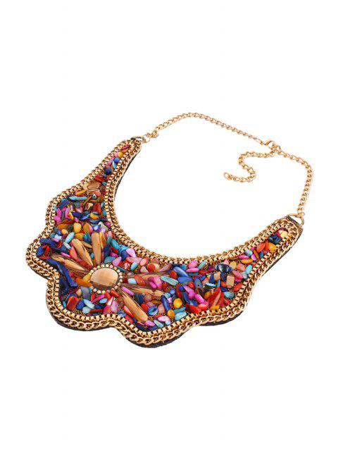 shop Retro Shell Fake Collar Necklace -   Mobile