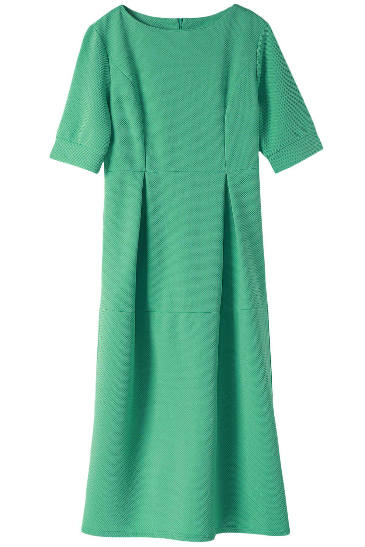 Light Blue Half Sleeve Dress