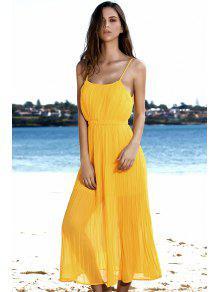 Gelbes kleid h&m