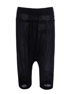 Keepin It Solid Color Cool Pant - Black Xl