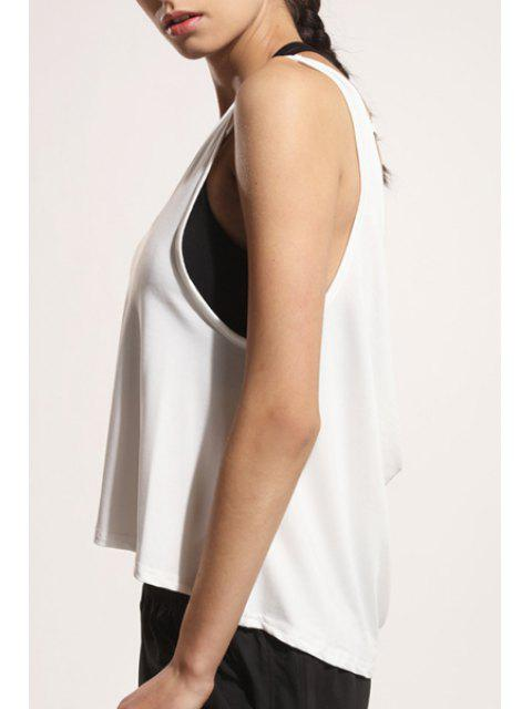 best Back Strap Relaxed Tank Top -   Mobile
