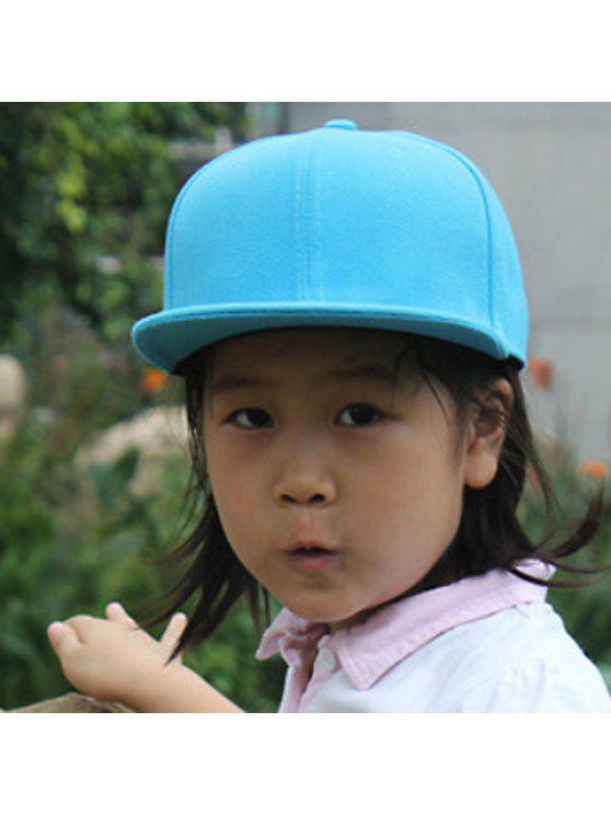 أنيق بلون قبعة بيسبول للبنات - البحيرة الزرقاء