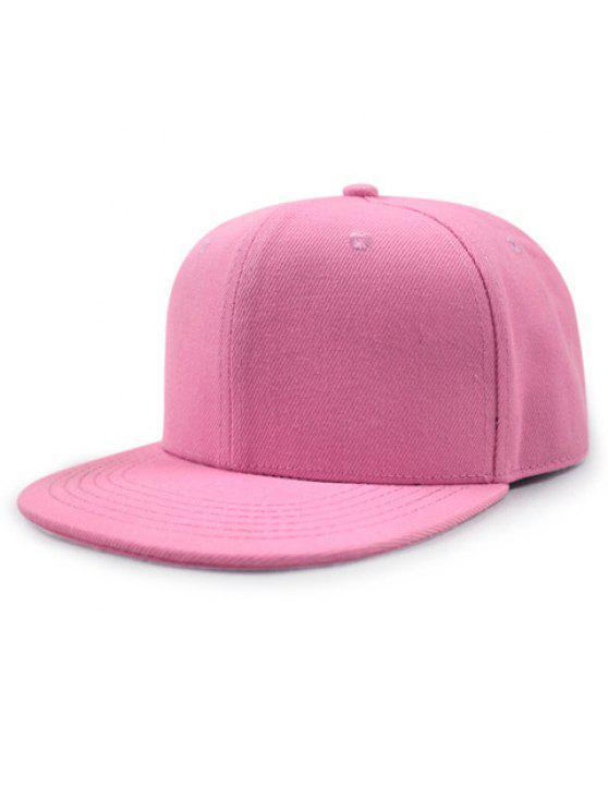 أنيق بلون قبعة بيسبول للبنات - زهري