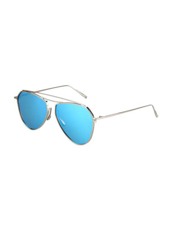 best Silver Alloy Sunglasses - SILVER