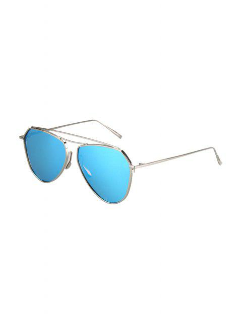 best Silver Alloy Sunglasses - SILVER  Mobile