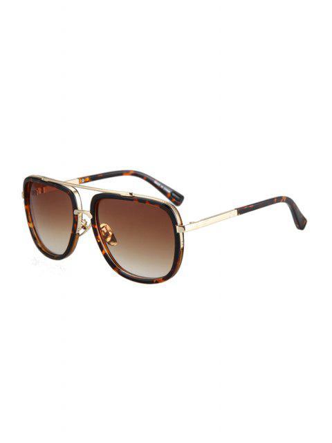 best Alloy Match Leopard Pattern Sunglasses -   Mobile
