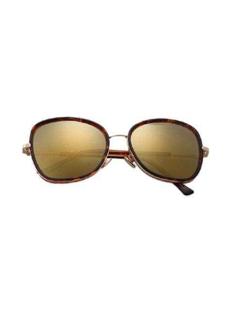 buy Alloy Match Big Frame Flecky Sunglasses -   Mobile
