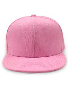 2019 Stylish Solid Color Baseball Cap For Girls In PINK  ae8b489634c1