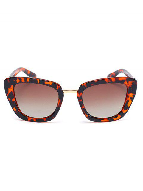 outfits Flecky Butterfly Frame Sunglasses - BLACK  Mobile