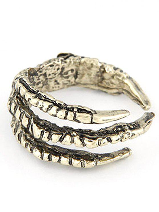 best Vintage Eagle Claw Ring - GOLDEN