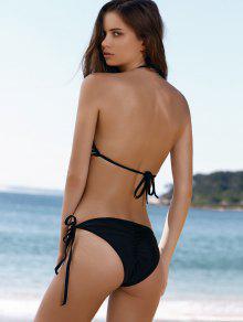 fb2fe00e42 Striped Stringy Bikini Set