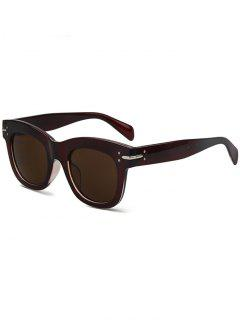 Retro Rewind Sunglasses - Tea-colored