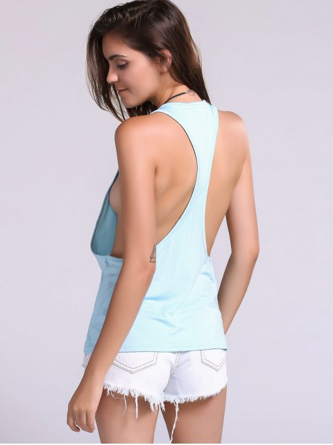 buy Dropped Armhole Tank Top -   Mobile