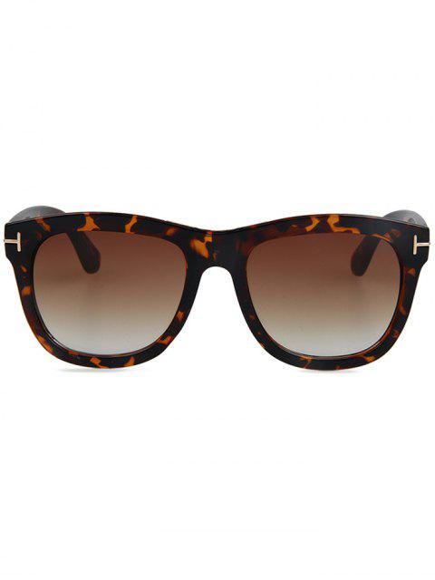 best Letter T Square Leopard Sunglasses -   Mobile