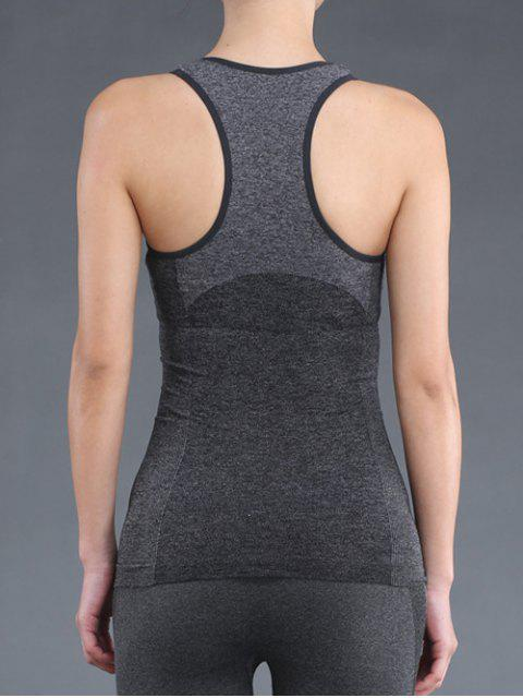 new Sports Tank Top - GRAY L Mobile