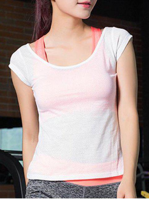 shop Dot Pattern Sport T-Shirt -   Mobile