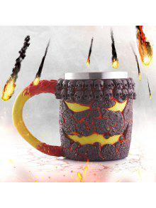 15oz Creativo De Halloween Patrón Magma Monster Beer Bar De La Taza Para La Decoración Festiva - Pardusco