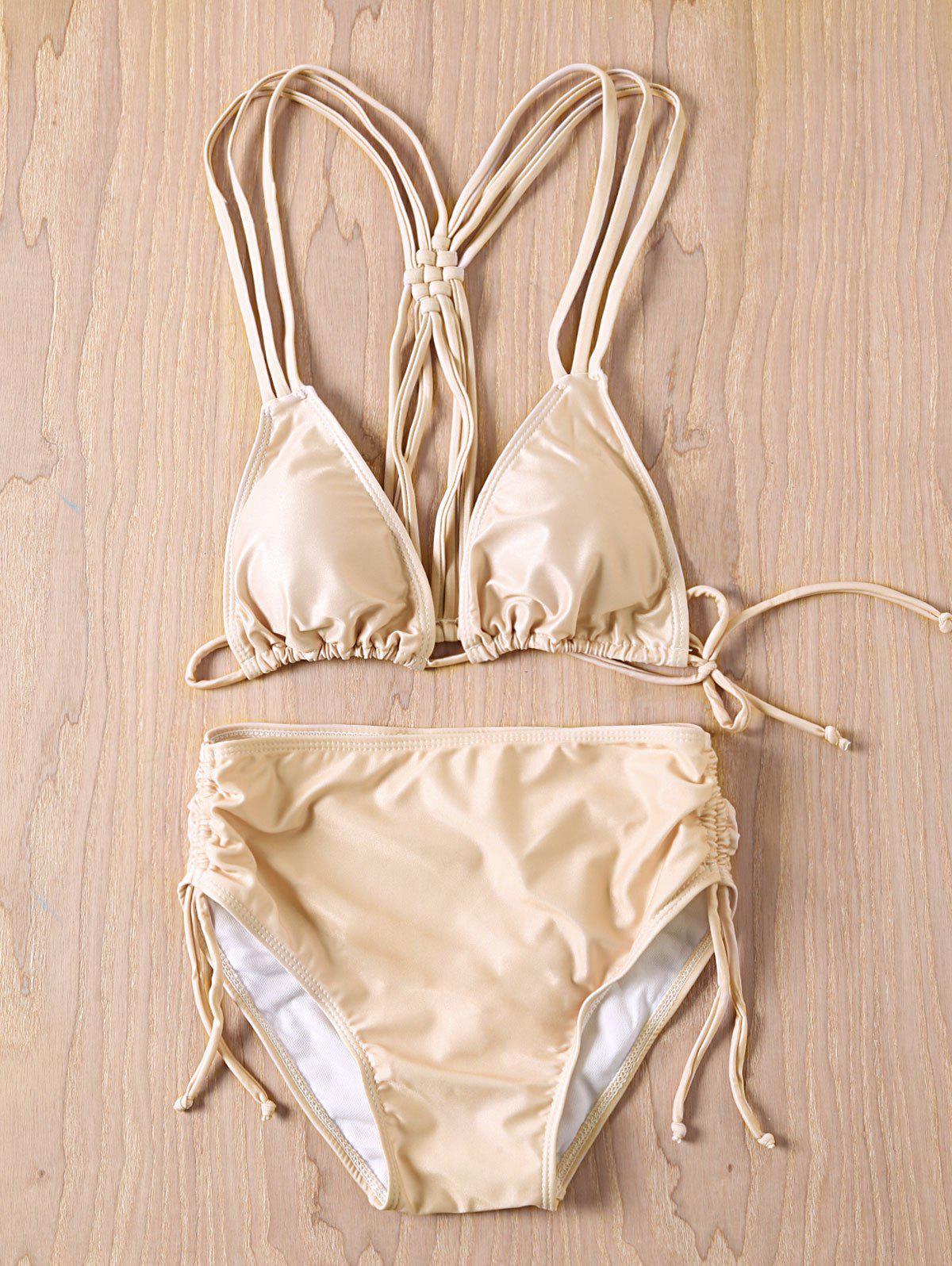 Nude Cami Bikini Set 162332102