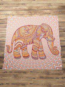 Elephant Imprimer Serviette De Plage