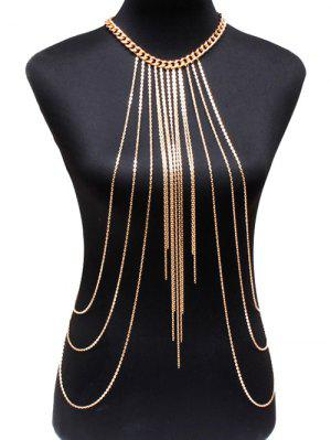 Alloy Body Chain