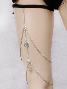 سلسلة سبائك معدنية الجسم - فضة