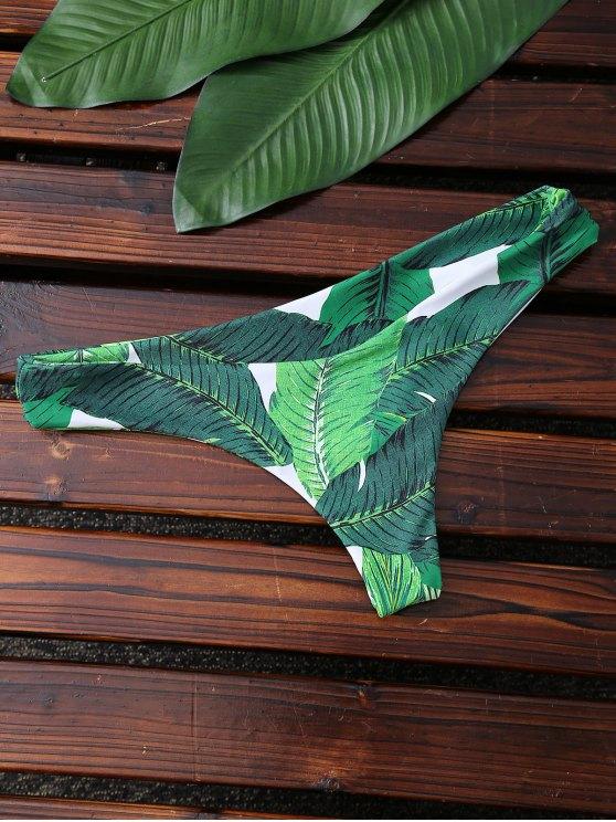shops V Bikini Bottom - GREEN S