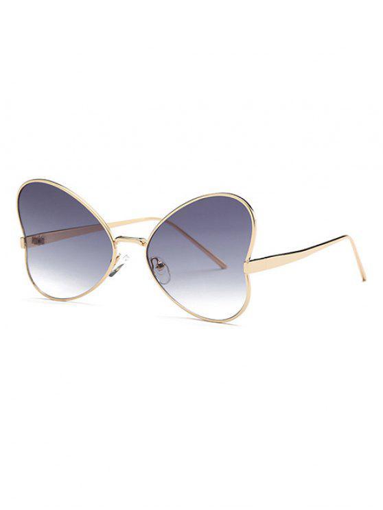 Gafas de sol en forma de corazón Trendsetter - Gris